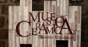 Area Ceramica Civita Castellana.Civita Castellana